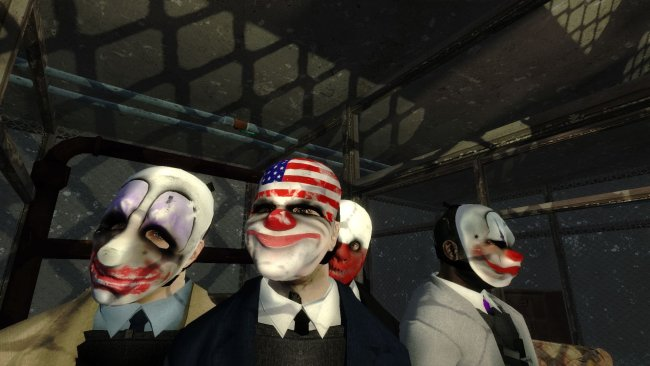 how to join payday 2 community on steam