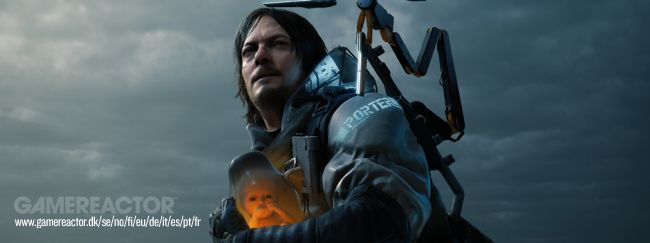 Talking Death Stranding with Hideo Kojima