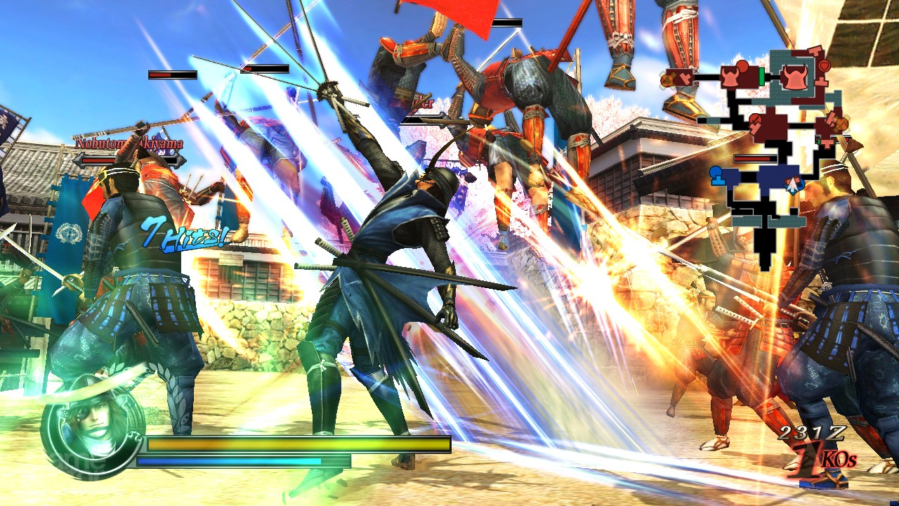 pictures of sengoku basara samurai heroes 2 21