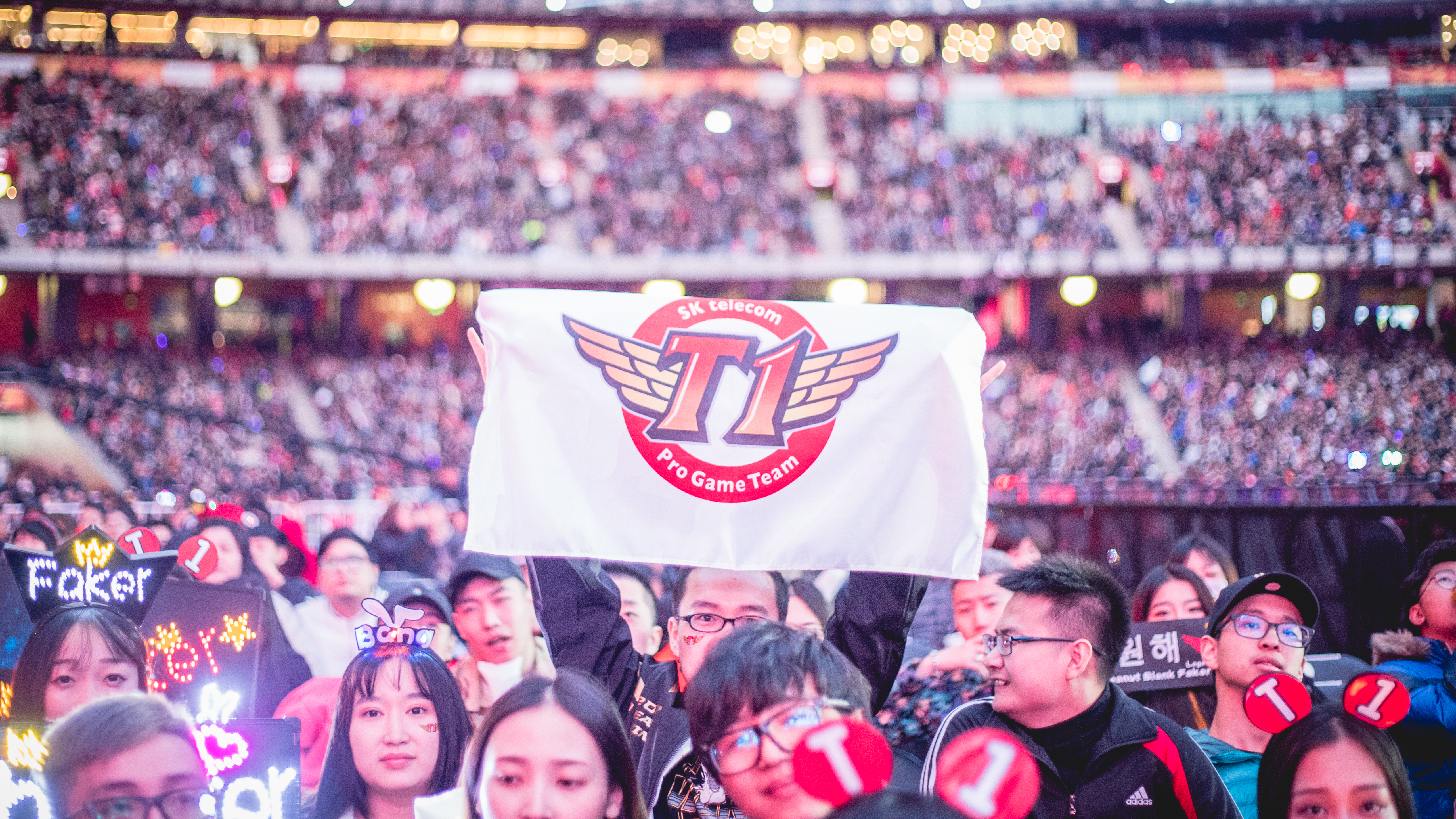 6ac7e9701 SK Telecom T1 sign five new players - League of Legends - Gamereactor