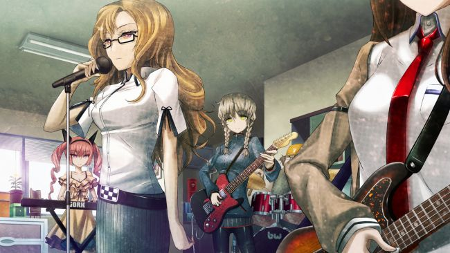 Steins;Gate 0 and My Darling's Embrace come to Switch
