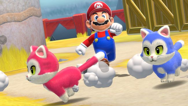 Plenty of new images from Super Mario 3D World + Bowser's Fury