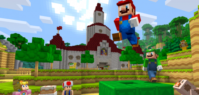 Minecraft is coming to Apple TV