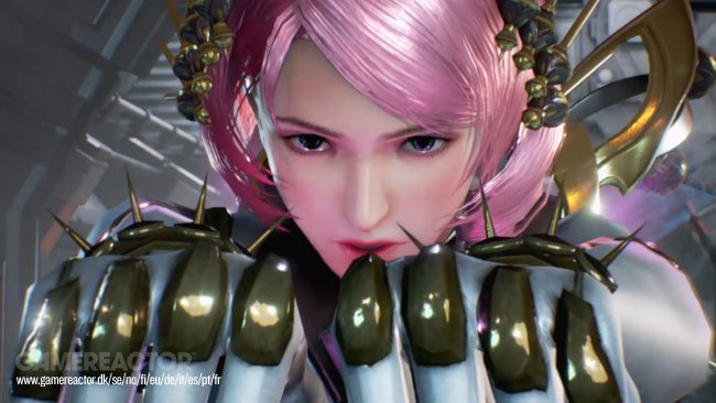 Take a look at 12 new screenshots from Tekken 7