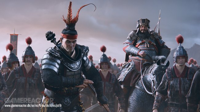 Creative Assembly lets dying fan try Three Kingdoms early