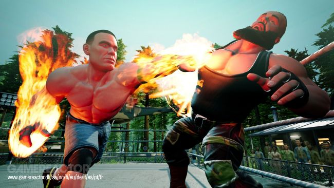 WWE 2K Battlegrounds' release date has been revealed