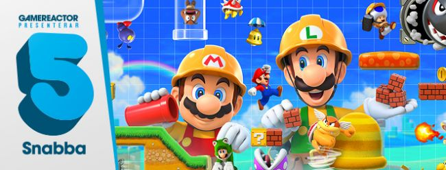 Super Mario Maker 2 release date officially announced