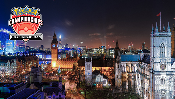 The Pokémon Europe International Championships are done