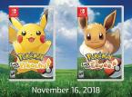Pokémon Let's Go! revealed for Nintendo Switch