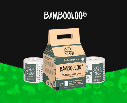 Razer's Green Fund initiative invests in bamboo toilet paper