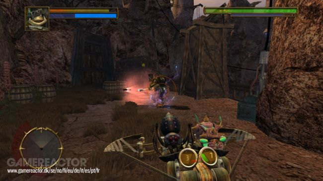 Oddworld: Stranger's Wrath HD on Switch