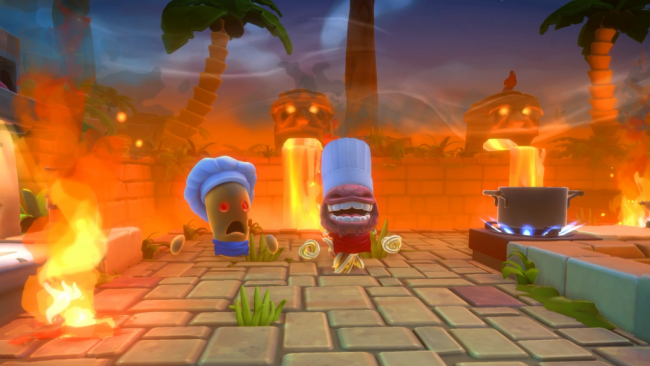 Overcooked! All You Can Eat is being served up soon on Switch, PS4, and Steam