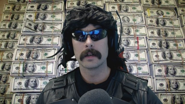 Dr. Disrespect still doesn't understand his Twitch ban