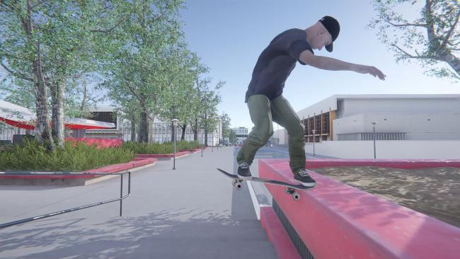 Skater XL - Early Access Impressions