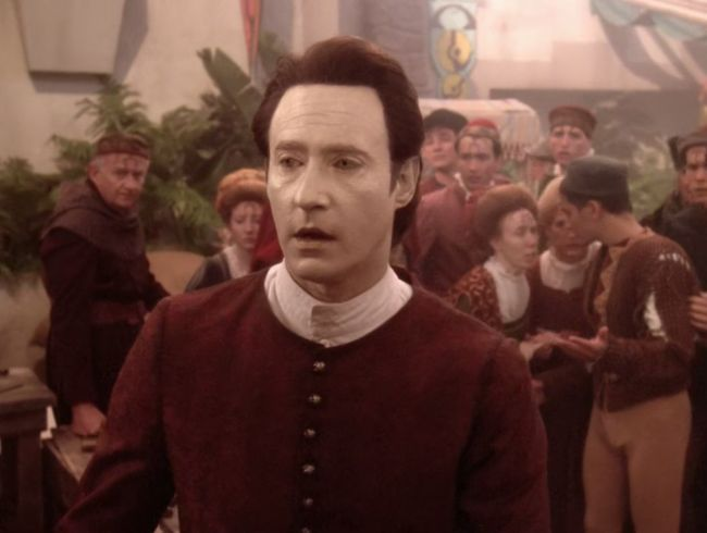 Star Trek is now over for Data, says the actor himself