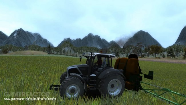 Farming Simulator 17 will be updated for PS4 Pro