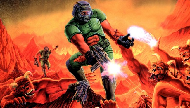 Doom is being turned into a board game