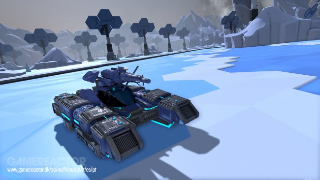 Battlezone Hands-On
