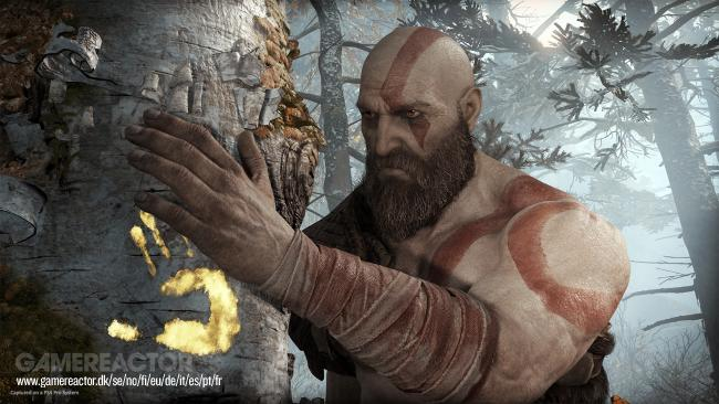 God of War - Hands-on Impressions