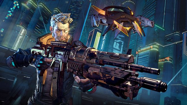 Borderlands 3's Bloody Harvest starts this week