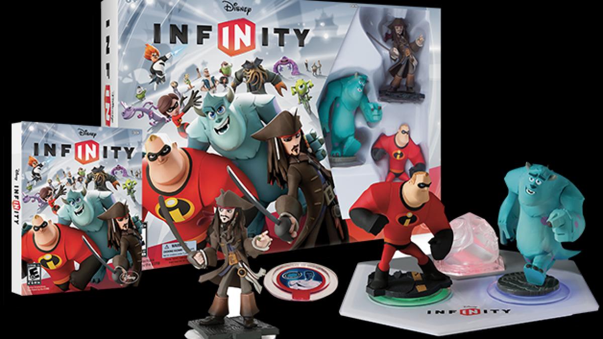 DISNEY INFINITY CAPTAIN JACK SPARROW PS3 XBOX 360 WII WII U 3DS 1.0 2.0 3.0