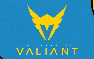 Los Angeles Valiant changes their colours
