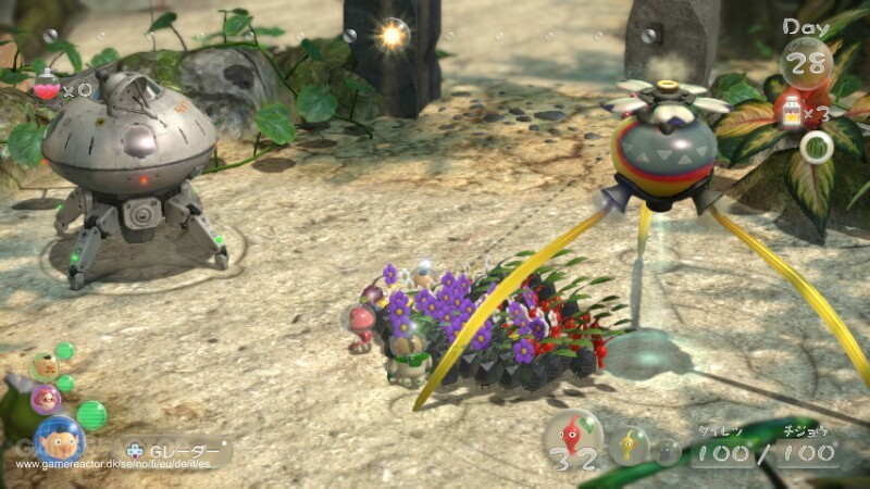 Pictures Of Lots Of Direct Feed Images Of Pikmin 3 21 41