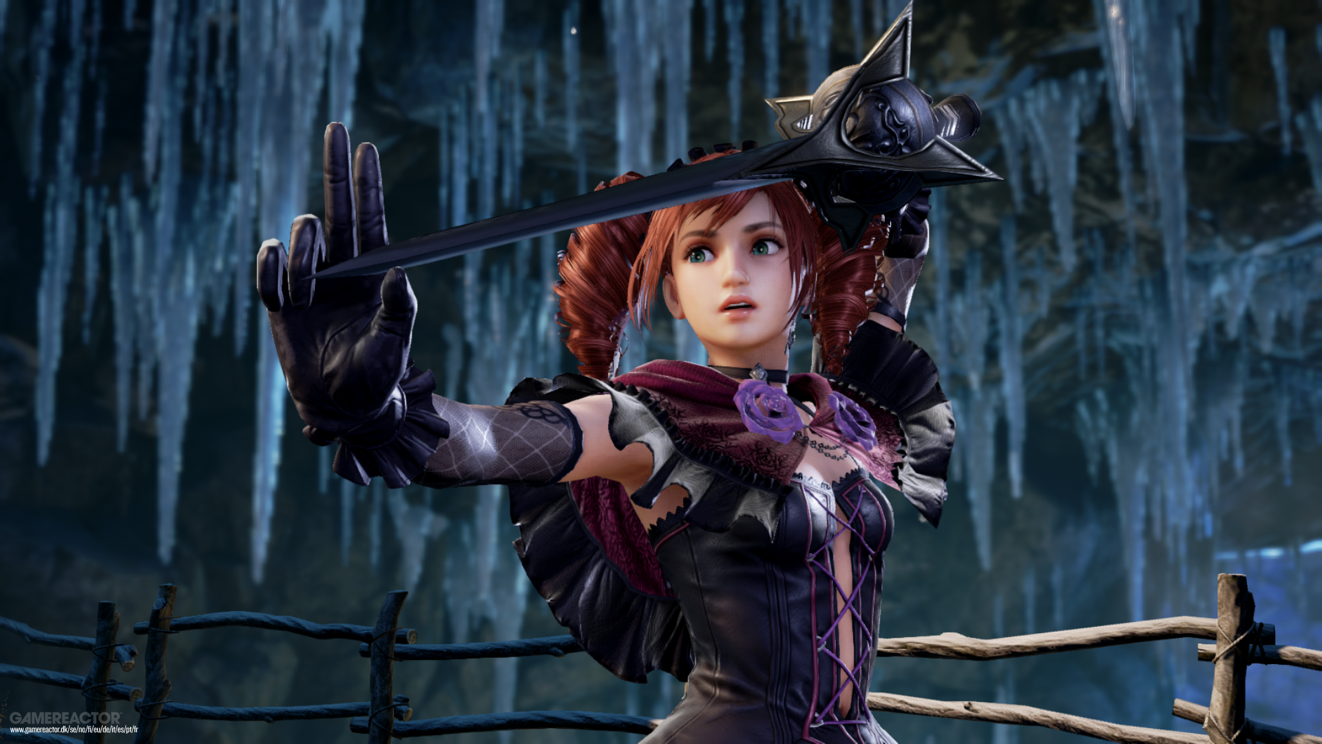 Pictures of New screenshots of Soul Calibur VI DLC character surface 3/6