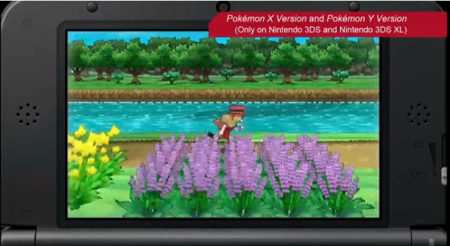 Pokémon X/Y heading to 3DS