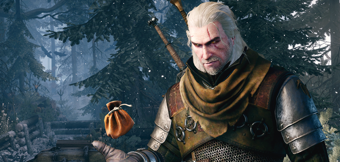 The Witcher 3 is 200 hours long