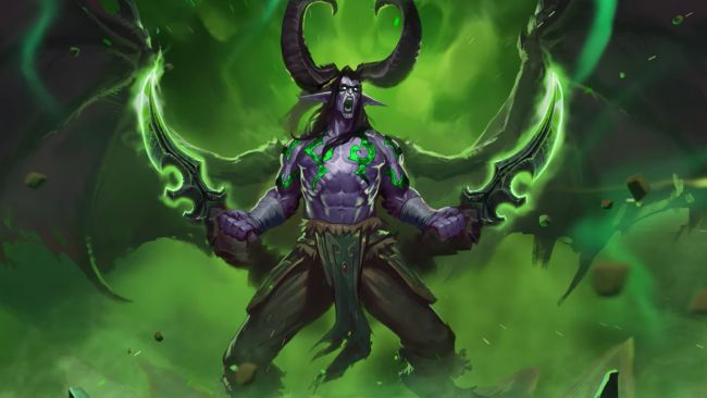 Hearthstone: Ashes of Outland deals out Demon Hunters