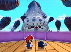 Paper Mario: The Origami King has vehicles and an open world