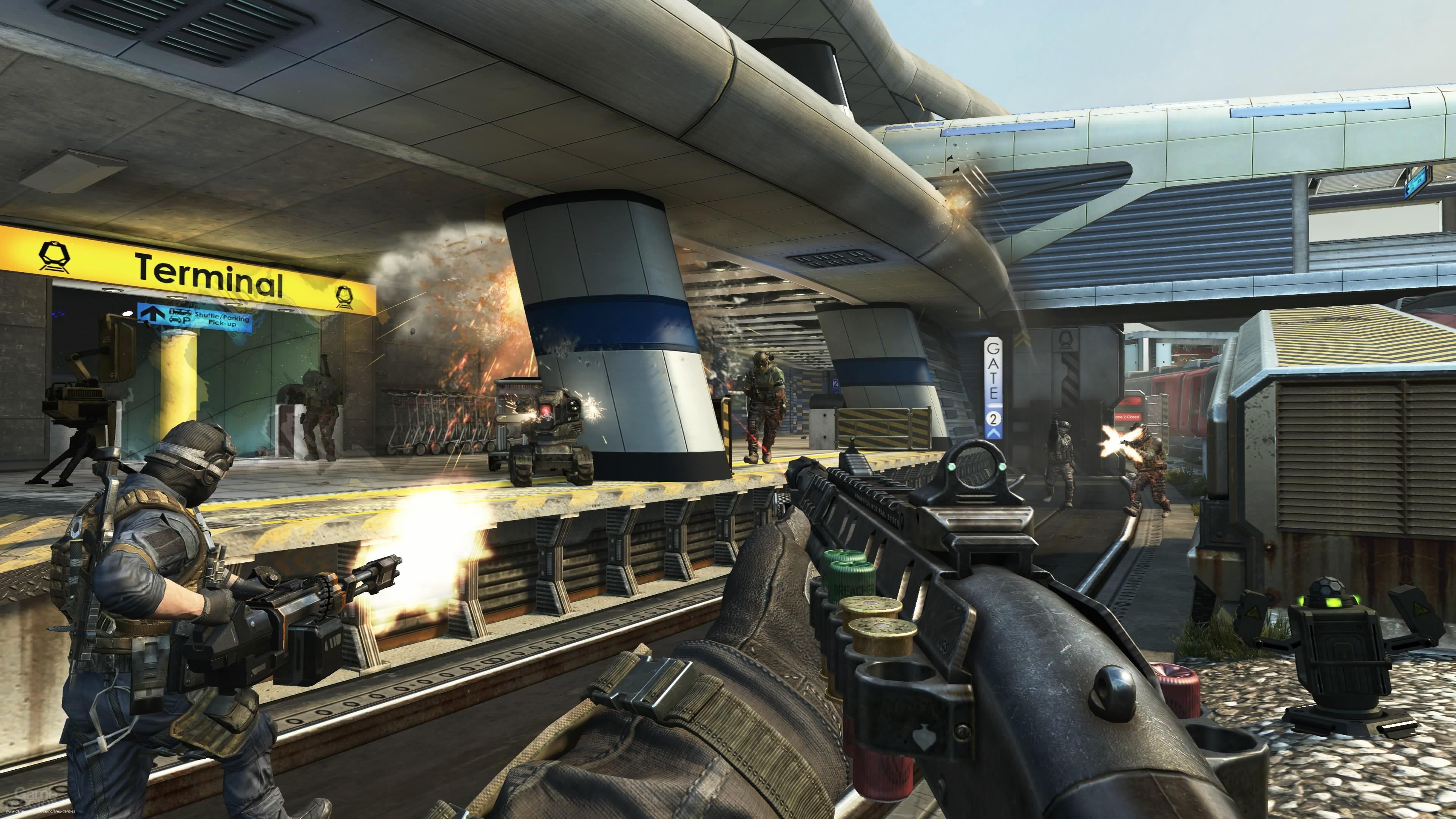 call of duty black ops 2 guns