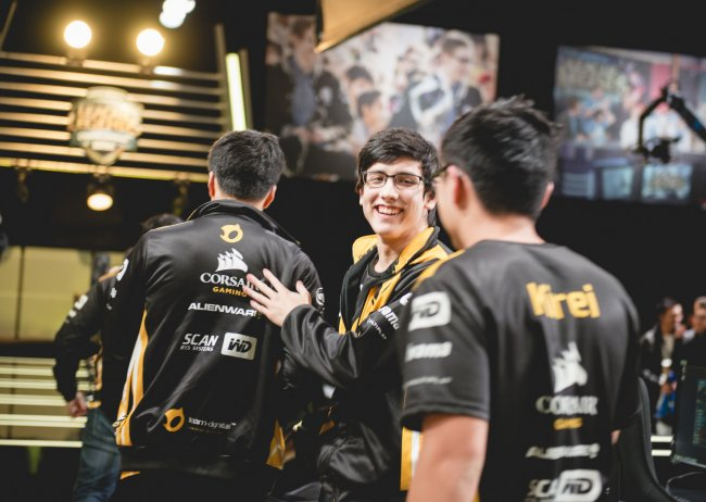 Confirmed: Dignitas transfers NACS spot to Apex Gaming