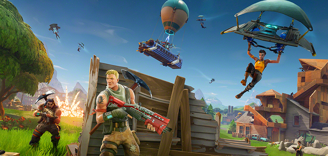 Last Game Standing: The Best of Battle Royale