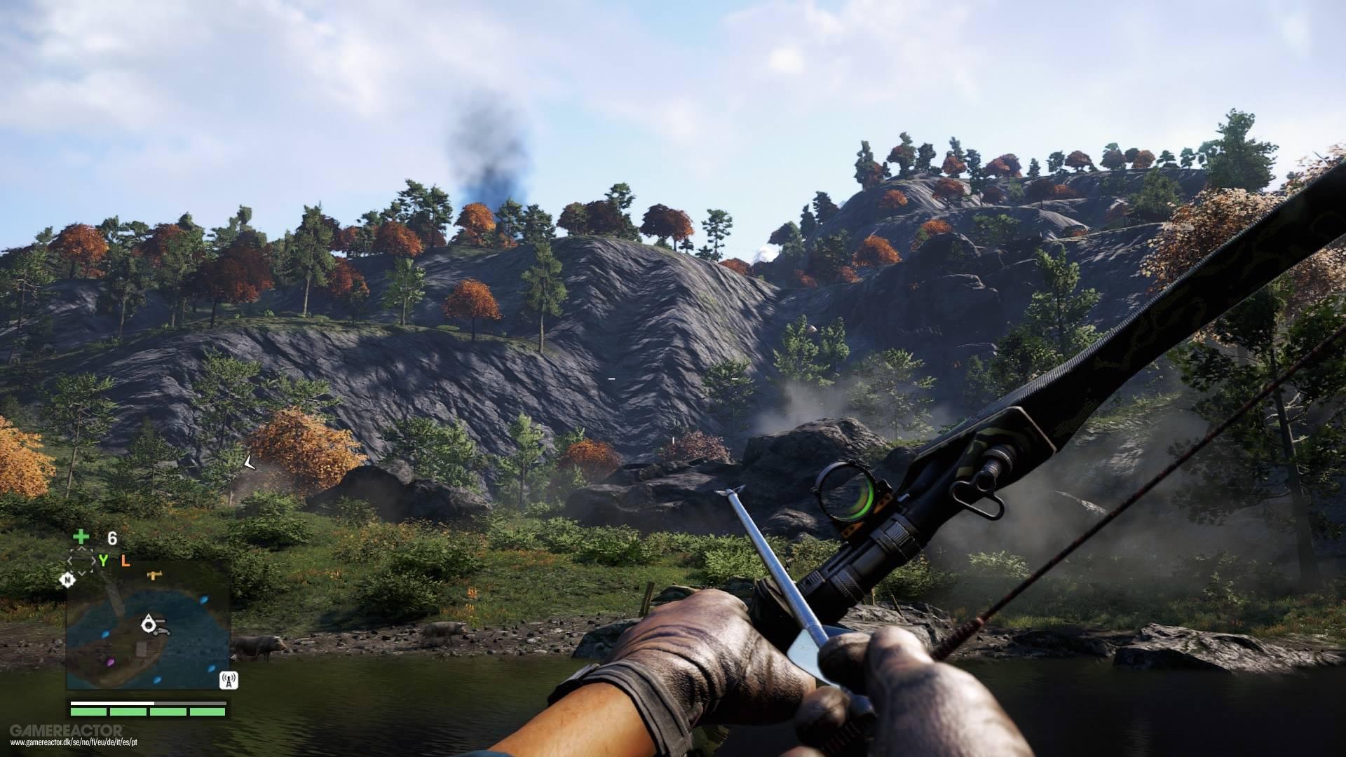 Far Cry Primal Vs Far Cry 4