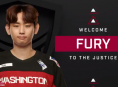 Fury joins the Washington Justice