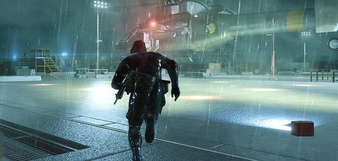 MGS V Ground Zeroes System Specs For PC