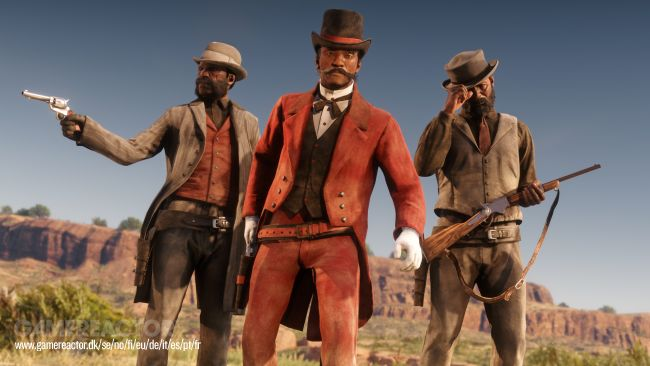 Red Dead Online offering a 50% role XP boost until next week