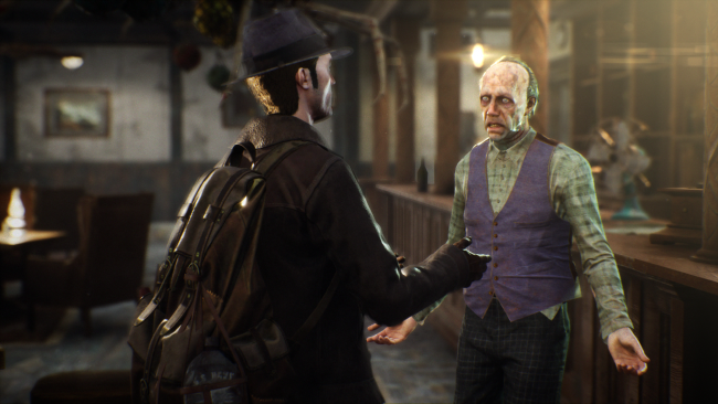 The Sinking City gets new gameplay trailer