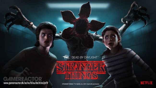 Dead by Daylight's Stranger Things chapter is now live