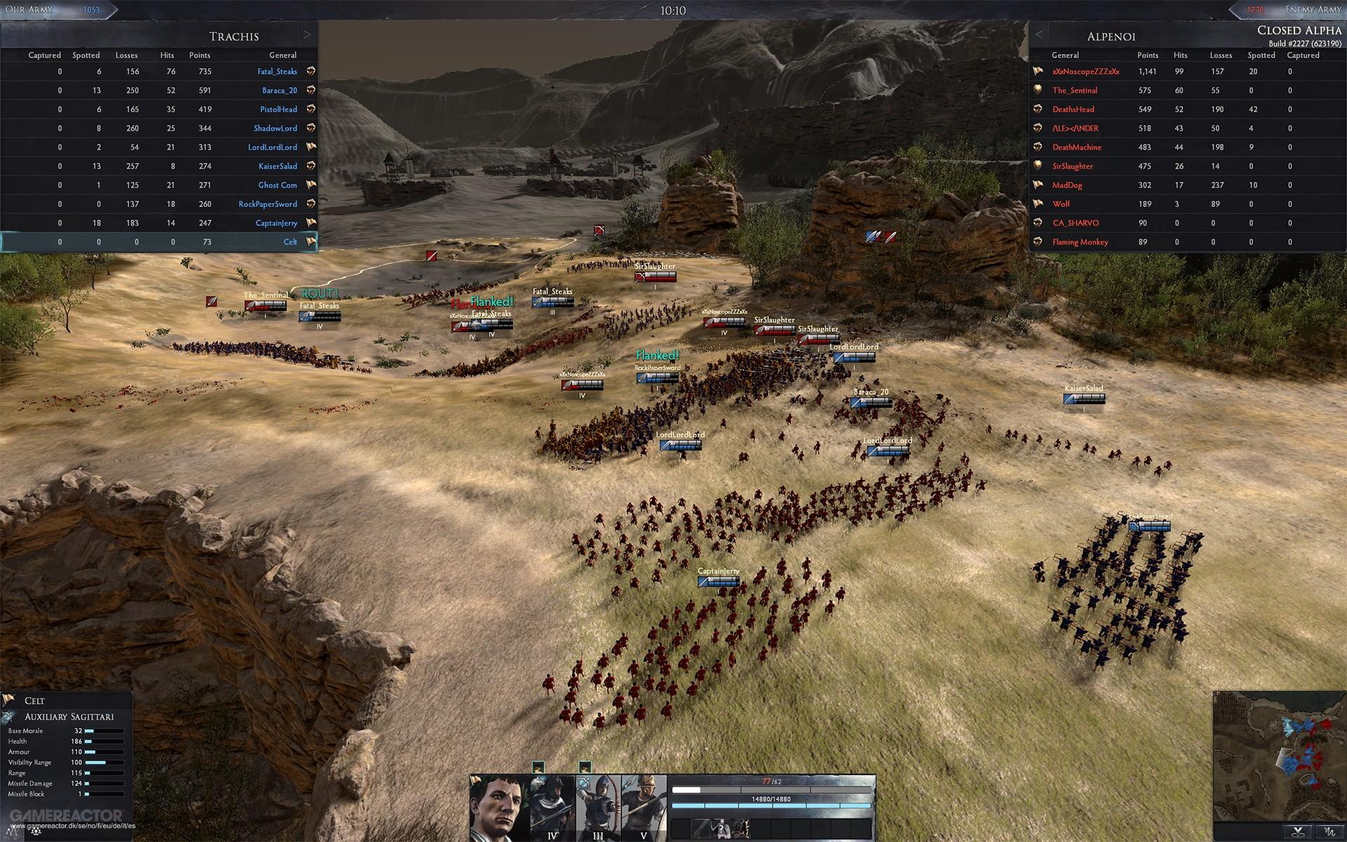 Game Total War: ARENA 2019 16