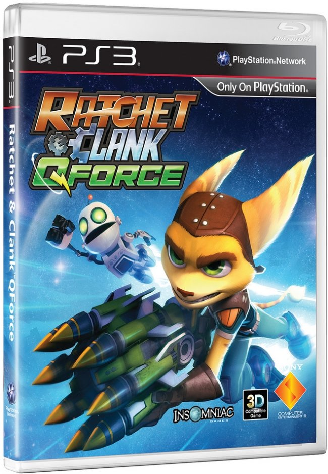 Ratchet Clank Return Ratchet Clank Q Force Gamereactor