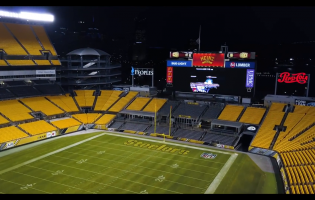 Pittsburgh Knights partner with the Steelers