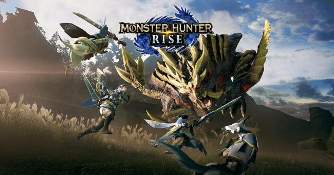 Three Amiibos for Monster Hunter Rise announced