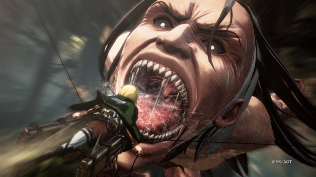 Attack on Titan 2 revealed