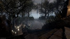 Pictures of Bloodborne visuals recreated in Unreal Engine 4 2/3