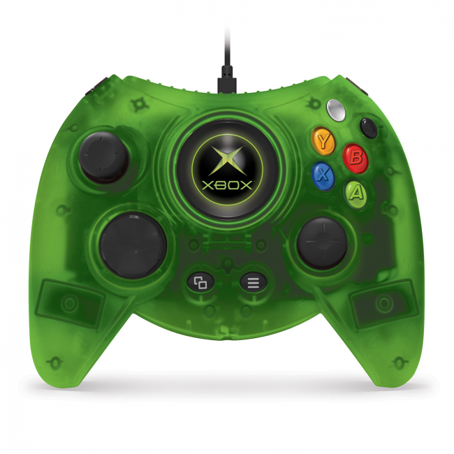 Clover Green Edition of the Xbox Duke controller released