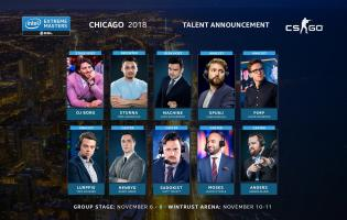 IEM Chicago's talent lineup revealed