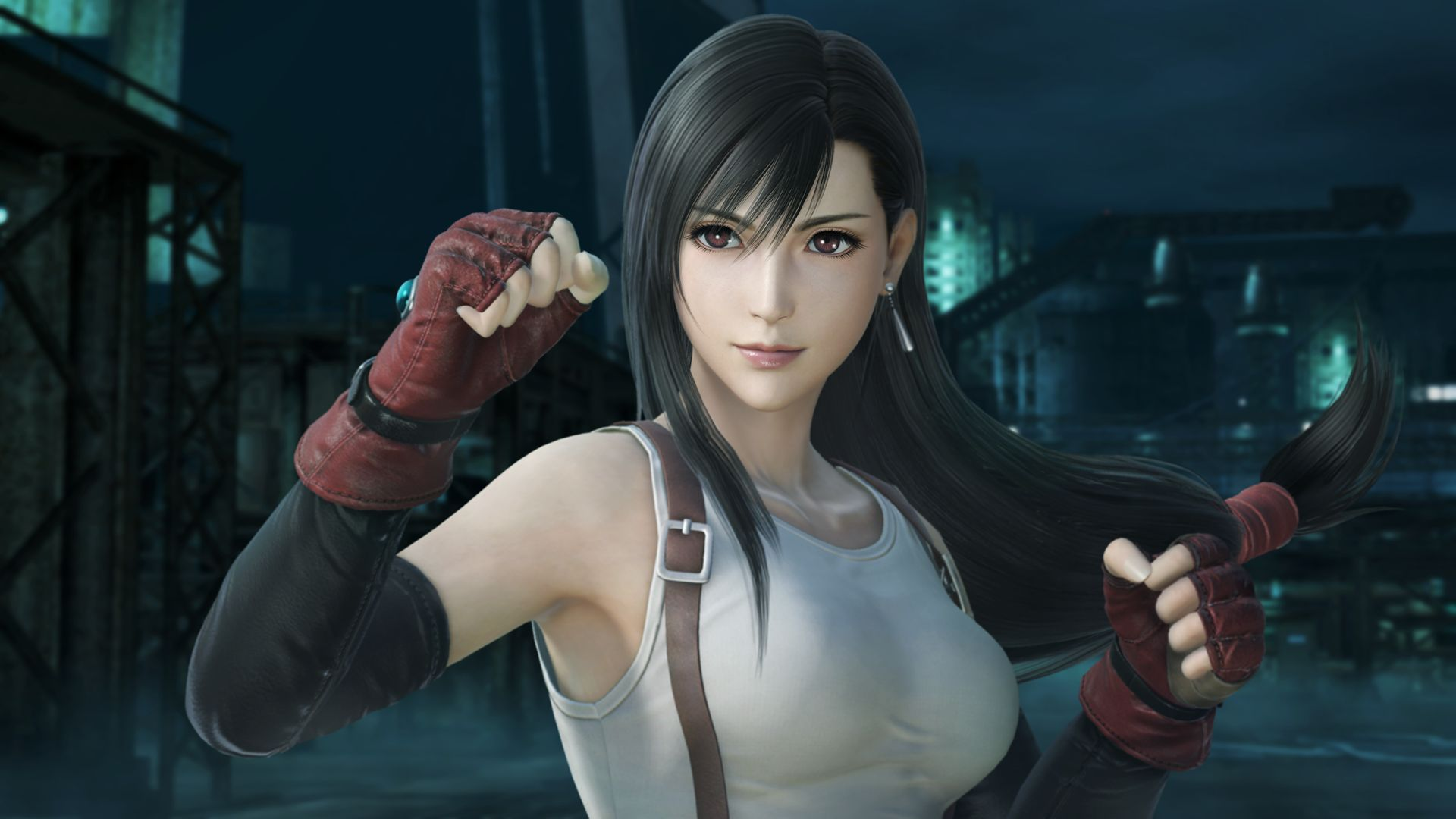 Pictures Of Final Fantasy Vii S Tifa Added To Dissidia Nt